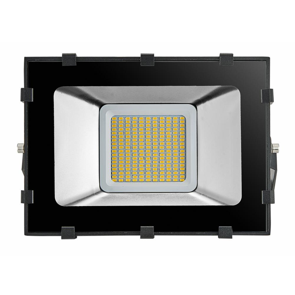 100W 220V 5th Generation Floodlight SMD 5730 Ordinary Floodlight Reflector Foco LED Outside Waterproof IP65 Outdoor Spotlight image