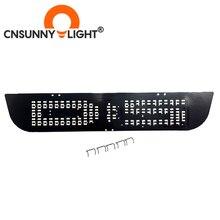 CNSUNNYLIGHT LED panneau de feu darrêt de frein supplémentaire remplacer pour Mitsubishi Delica D5 voiture japonaise T10 W5W ampoule rouge bricolage lampe de frein