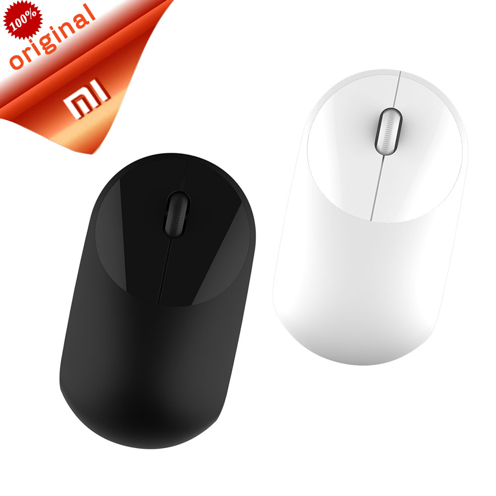Xiaomi Portable Mouse Optical-2.4ghz Wireless-Mice Windows-7 1 for 8/10/Mac/.. Youth-Edition