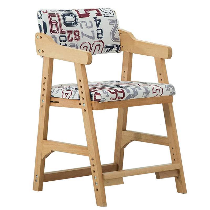 Silla De Estudio Pouf Mobiliario Couch Wood Adjustable Baby Chaise Enfant Cadeira Infantil Children Kids Furniture Child Chair