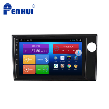 Car DVD For Honda BRV (2015-2019) RHD & LHD Car Radio Multimedia Video Player Navigation GPS Android 10.0 double din 5.0 image