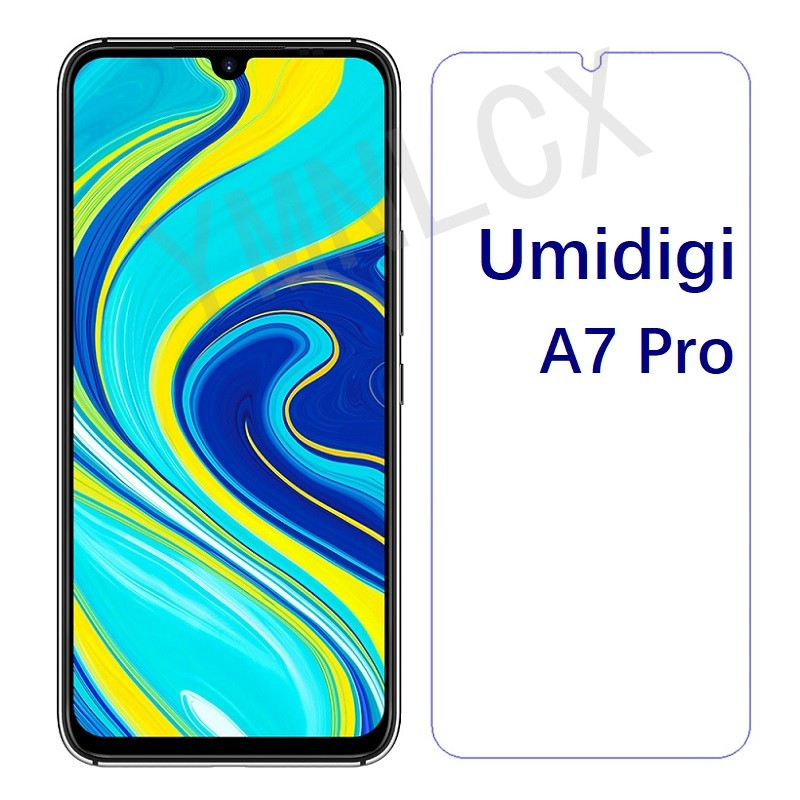 For Umidigi A7 Pro 2.5D 0.2mm 9H High quality tempered glass For Umidigi A7 Pro Scratch - proof and explosion-proof glass