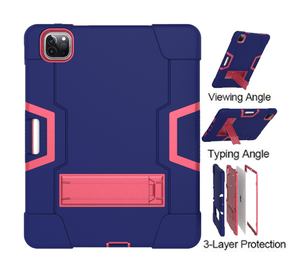 for Pro Case 2 Apple Cover 2020 for iPad Pro 11 2018 Generation 2nd Anti-Fall 11 iPad