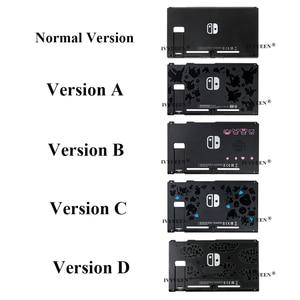 Image 1 - IVYUEEN carcasa de repuesto para consola Nintendo Switch, carcasa frontal y trasera para Nintendo Switch