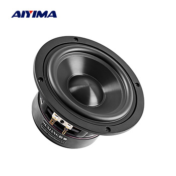 4 Inch Midrange Speaker 4 8 Ohm 50W 1