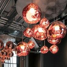 Nordic LED Pendant Lights LOFT Design Cafe Light Kitchen Hanging Lamps Villa Duplex Apartment Living Room Indoor Decor