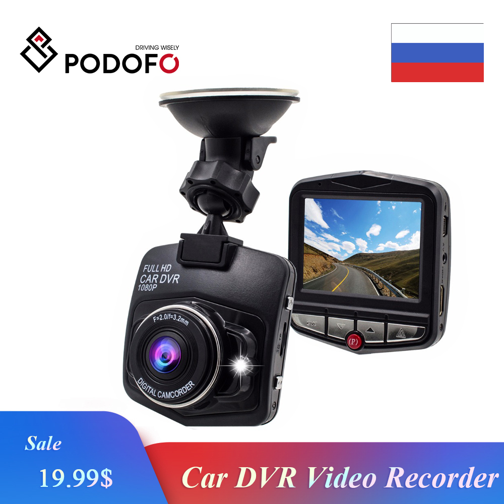Podofo Mini Car Dash Cam HD Video Driving Recorder Dual Lens Camera Car DVR with G sensor Night Vision Digital Video Recorder|dash cam video|novatek 96223dash cam video recorder - AliExpress