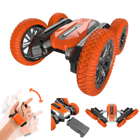 Neue RC Rollover Auto 2,4G 4CH Stunt Drift Verformung Buggy Auto Rock Crawler Rolle 360 Grad Flip Racing Geste steuer Kinder Spielzeug