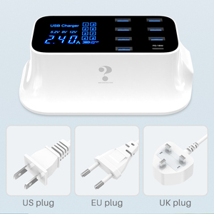 Image 5 - Quick Charge Type C USB Charger 18W PD Charger For iPhone 12 Fast Charging HUB For iPhone Android Adapter USB C Phone Charger