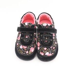 Image 3 - Детские кроссовки TipsieToes, модные тканевые сшитые кроссовки для мальчиков и девочек, весна 2020