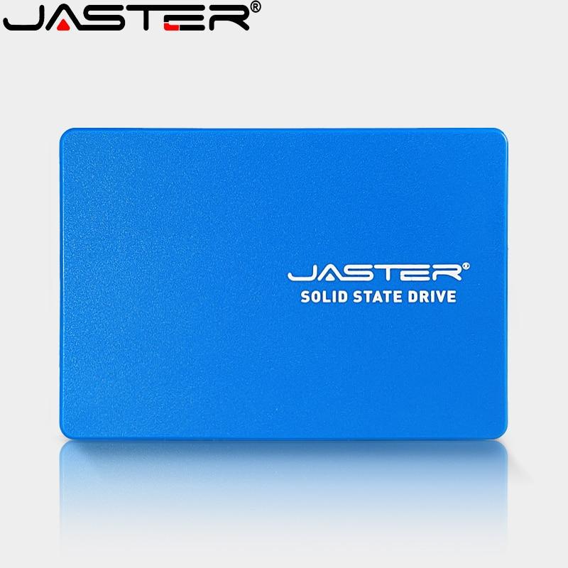 JASTER Internal Solid State  Drive 2 5   SATA3 SSD 120gb 240gb 256gb 480gb TLC  ssd for laptop Desktop internal