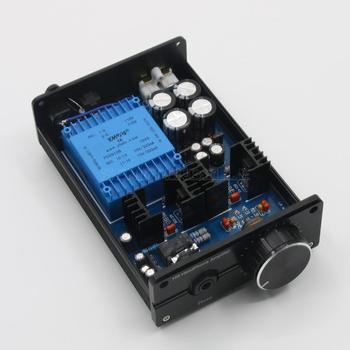 AMPLIFICADOR DE AURICULARES LAmini Clase A Pure DC BD139 BD140 HiFi auriculares Amp terminado