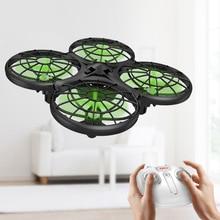 UAV Mini-levitation Gesture Sensing Four-Axis Aircraft Childrens Toy Remote Control