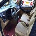 Высокое качество! Полный набор автомобильных ковриков + коврик для багажника Hyundai H1 12 мест 2020-2010 водонепроницаемые Автомобильные ковры для H1...