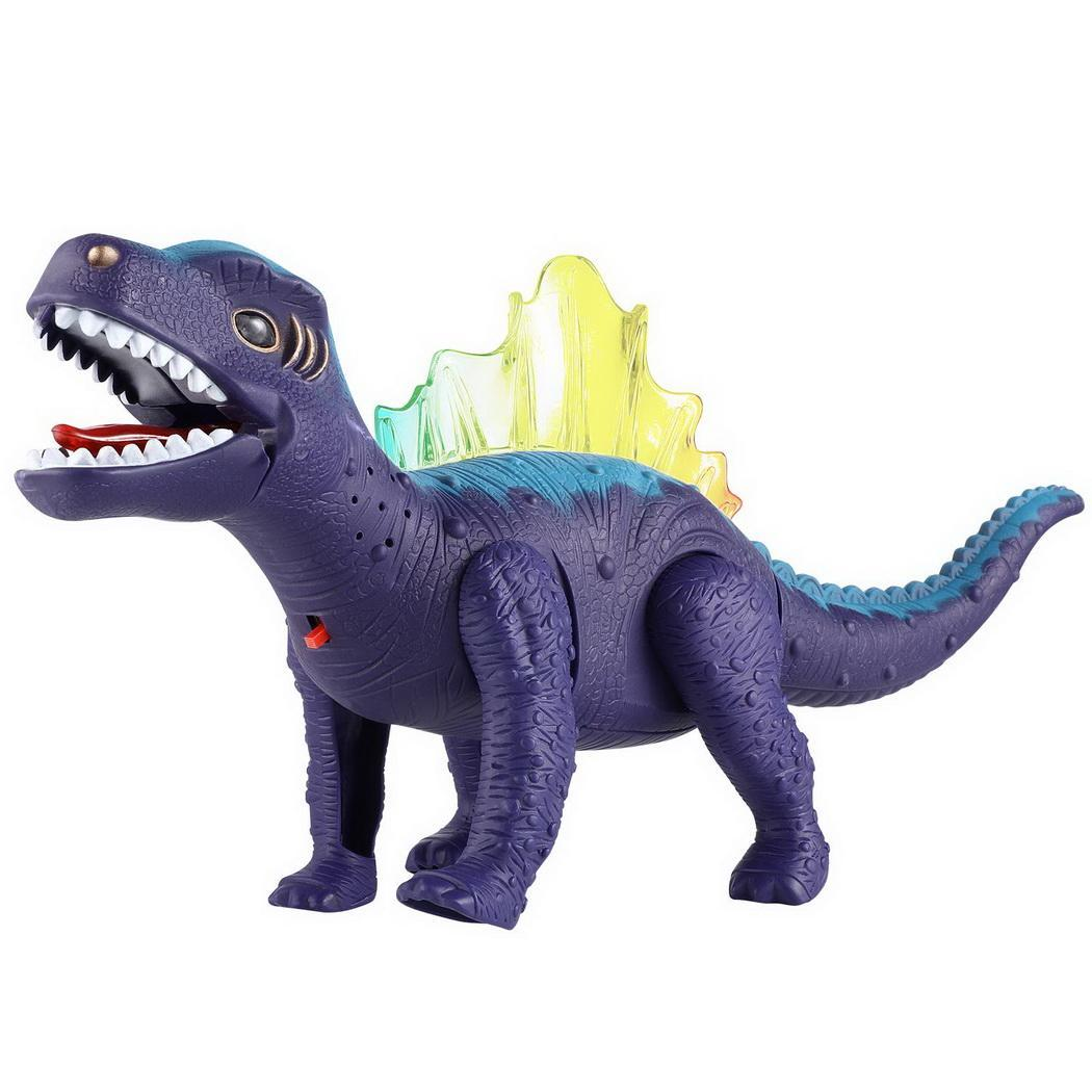 Portable With Music Light Children Electric Dinosaur Toy Home, Outdoor > 3 Years Old By Button Puzzle Toy