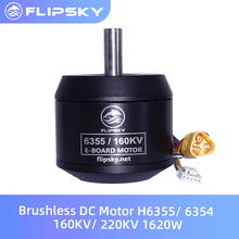 DC Motor Flipsky E-Bike/skateboard 160kv/220kv Brushless Bicicleta Eectrica High-Speed