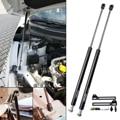 1 пара  автомобильный передний двигатель  капот  подъемник  опоры  стержень  рычаг  газовые пружины  удары для Nissan QASHQAI J11 X-TRAIL T32 2014-2018
