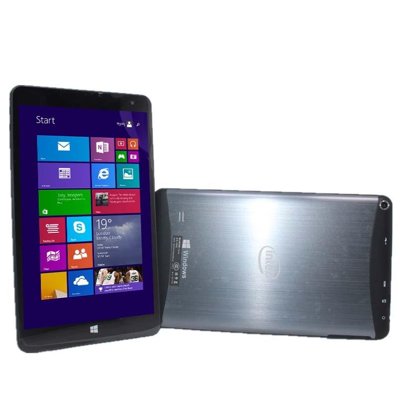 8 Inch W800 Windows Tablet PC  1GB+ 16GB 1280x800 IPS Windows8.1 Z3735G QuadCore Dualcameras  HDMI Wifi Bluetooth