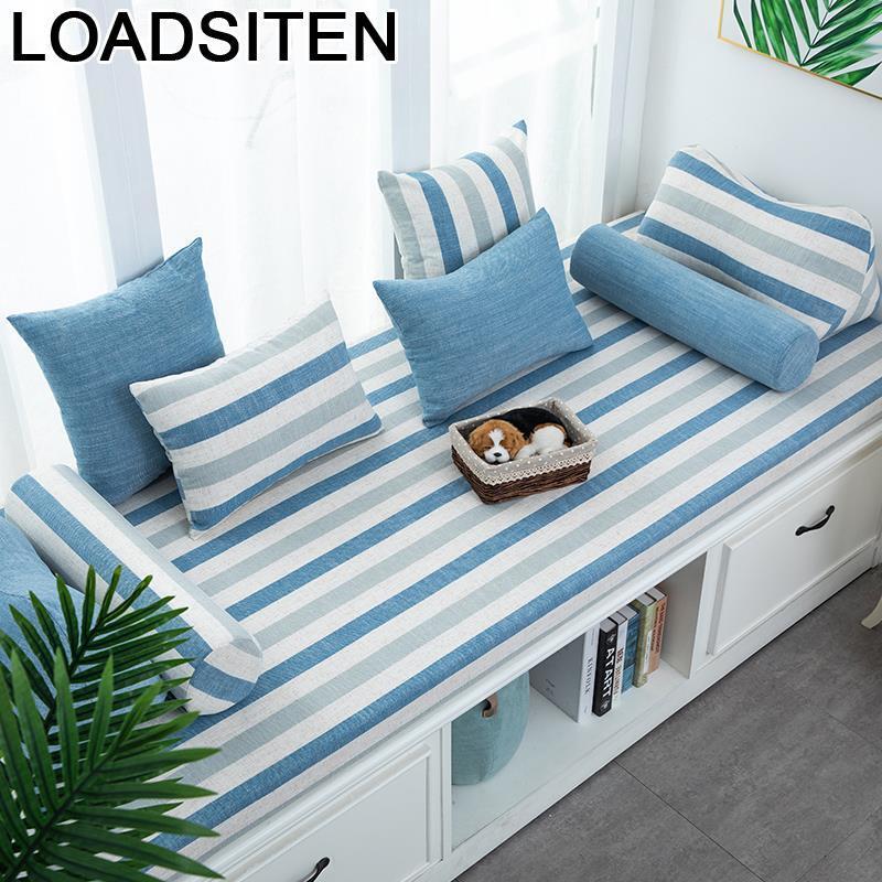N Para El Hogar Colchon Tatami Bed Topper Bedroom Floor Mattress Seat Cojin Cushion Home Decor Coussin Decoration Window Bay Mat