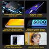 [World Premiere In Stock]realme 7 5G Dimensity 800U 6GB 128GB 120Hz Display 48MP Camera 5000mAh Global Version 30W Dart Charger 2