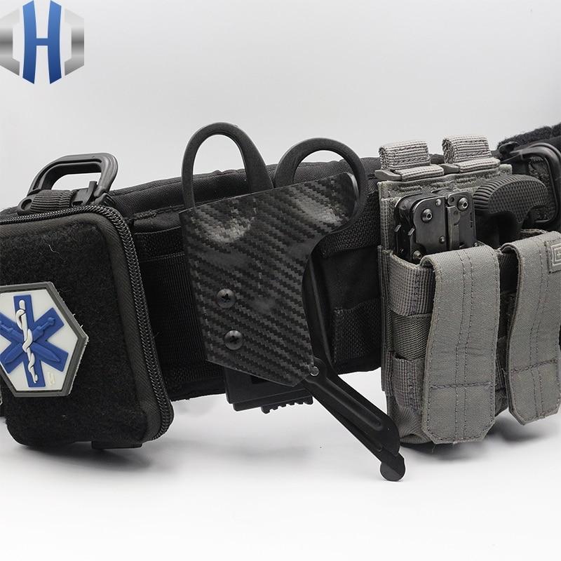 EMT Scissors Quick Pull Sheath Tactical Scissors Cover Scissors Bag K Sheath Can Be Customized