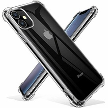 Pour For iPhone 11 Pro MAX XS XR 8 Plus 7 6 Case Coque Silicone Antichoc Bumper