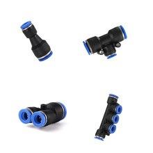 Connector Pneumatic-Joint Quick-Coupling 12mm PEG Gas-Pipe 10 6 8 PKG-4 1pcs PW Reduced-Diameter