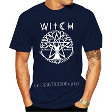 Print casual men clothing WITCH - WICCA PAGAN AND WITCHCRAFT T SHIRT AND MERCHANDISE T-Shirt Merry Christmas T-shirt