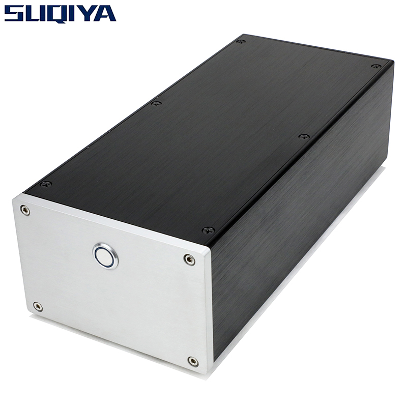 SUQIYA-HIFI RIAA 12AX7 Tube Phono amplificateur Clone SHUER circuit MM (aimant mobile) cartouche