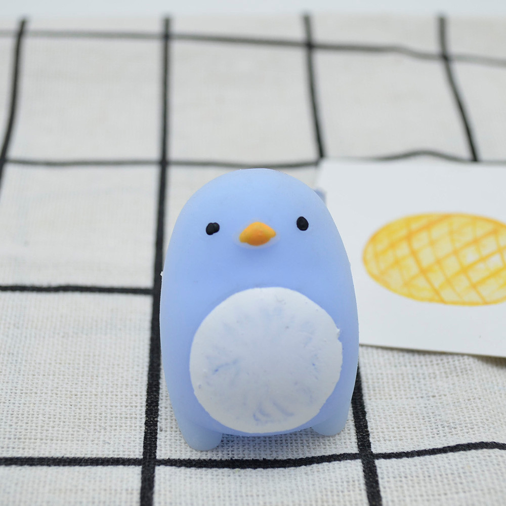 Kawaii Toy Fidget-Toys Stress Squeeze Mochi Cat Cute Reliever-Decor Fun Kids Pops It img5