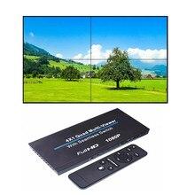 4x1 hdmi-compatível multi-viewer tela do quadrilátero tela multiviewer sem emenda switcher 1080p completo hd switch 4 monitor de saída de canal