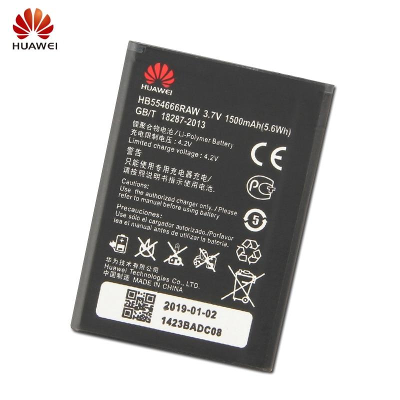 HuaWei Original HB554666RAW Battery For Huawei  E5351 EC5377 E5577 E5375 E5330 Genuine Replacement 1780mAh