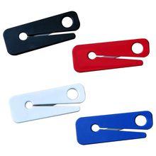 1 шт. Безопасность портативный подвесной тип безопасность ремень резка нож ремень безопасности резак инструмент