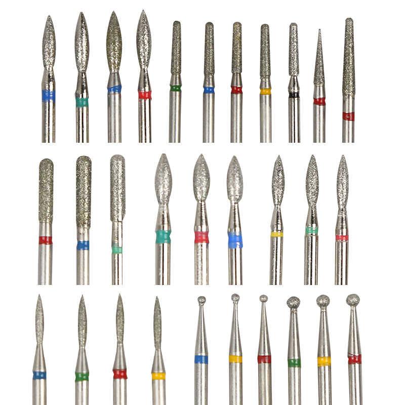 Diamante Frese e taglierine per micro SIM per Manicure Macchina Apparecchi per la Nail Manicure Drill Cutter per Nail Drill Macchina Frese e taglierine per micro SIM per Strumenti di Pedicure