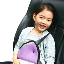 1pcs Child Seat Belt Pad Car Accessories Decoration Dashboar