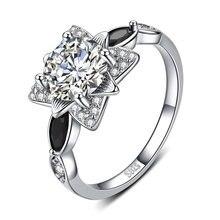 Sodrov 925 пробы серебряные ювелирные изделия обручальные кольца