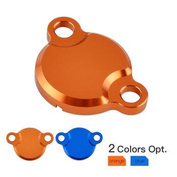 NICECNC CNC, tapa de cilindro maestro de freno trasero, cubierta de depósito para KTM 50 65 85 105 SX XC 200 XCW 250, Freeride Husqvarna TC 50 65 85