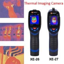 Портативный цифровой инфракрасный термометр, тепловизор, камера, Портативный ИК тепловизор, влажность окружающей среды, инфракрасное устройство для визуализации