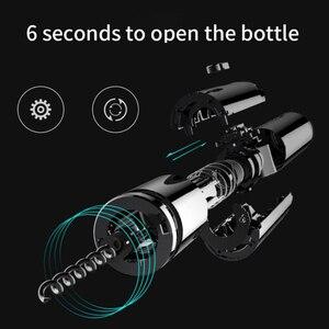 Image 2 - Xiao mi mi mi jia Huohou Automatische Rotwein Flasche Öffner Elektrische Korkenzieher Folie Cutter Cork Out Tool Für Xiao mi Smart Home Kits