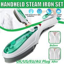 Défroisseur vapeur Portable avec brosse, 1000W, générateur de vapeur pour vêtements, sous-vêtements