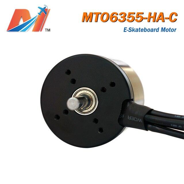 Moteur Maytech eletrico carro 6355 170KV jet surf board moteur de détection pour kit vélo électrique