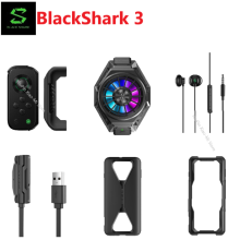 BlackShark 3Pro Gamepad H88L 3rd 3.0 Left Side Bluetooth Joystick Black Shark 2 Pro Gaming Control Joypad Global
