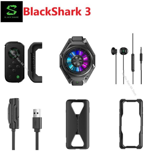 BlackShark mando Bluetooth 3Pro H88L 3rd 3,0, Joystick para Gaming Black Shark 2 Pro