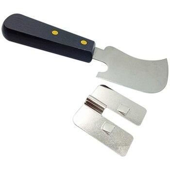 Quarter Moon Knife for Vinyl Flooring Trimming Welding Rod, Vinyl Weld Tool