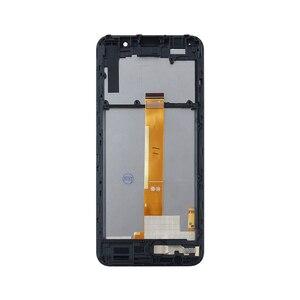 Image 3 - Alesser para Cubot J5 pantalla LCD y reparación de conjunto de pantalla táctil piezas con herramientas y adhesivo para teléfono Cubot J5 con marco