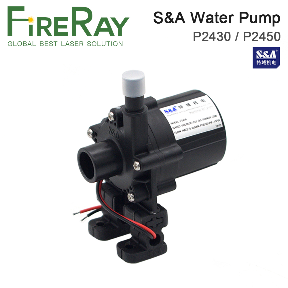 Fireray Water Pump P2430 P2450 for S&A Industrial <font><b>Chiller</b></font> <font><b>CW</b></font>-3000 AG (DG) <font><b>CW</b></font>-<font><b>5000</b></font> AH (DH) <font><b>CW</b></font>-5200 AI (DI) image