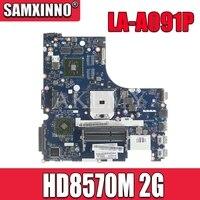 Akemy VALGC/GD LA-A091P For Lenovo G505S Z505 Laotop 메인 보드 HD 8450G HD 8570M 2G