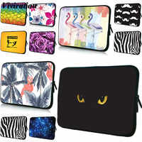 Qi's Bag Trading Store 17 Inch Laptop Bag 17.3 15 15.6 13 14 12 11.6 Universal 10 7 Tablet PC Case For Matebook X Pro HP Envy 13