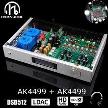 Hiend AK4499EQ * 2Pcs Bluetooth Compatibel QCC5125 Dac Van Generatie Vlaggenschip Dac APTX HD Ldac Aptx Adaptieve Evenwichtige Ons decoder