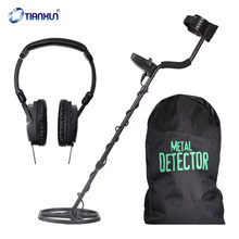 Tianxun TX-850 + Headphone + Tas Portabel Sensitivitas Tinggi Bawah Tanah Logam Emas Detector Hunter Finder LCD Display Kedalaman 2.5 M(China)